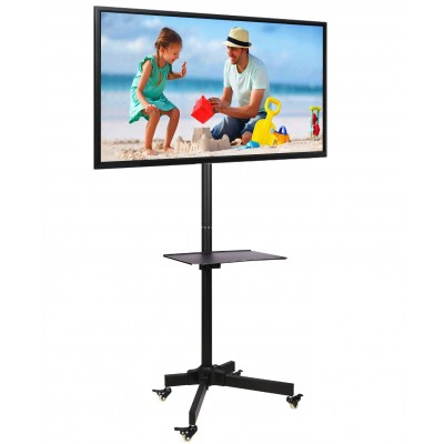 "Techly ICA-TR21 Βάση trolley LCD / LED / Plasma 23 ""-55"""
